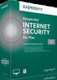 Kaspersky Internet Security cho Mac (1 OS)