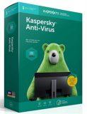 Kaspersky Anti-Virus – 3 PC