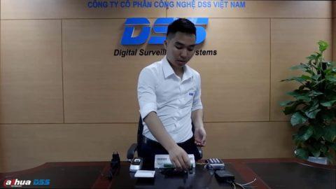 Hướng Dẫn Kết Nối Thiết Bị QL Truy Cập Vào Ra AccessControl Dahua