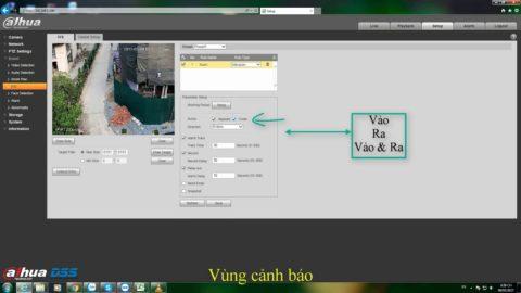 Hướng Dẫn Cài Đặt Tính Năng Auto Tracking Trên Camera Dahua Speed Dome