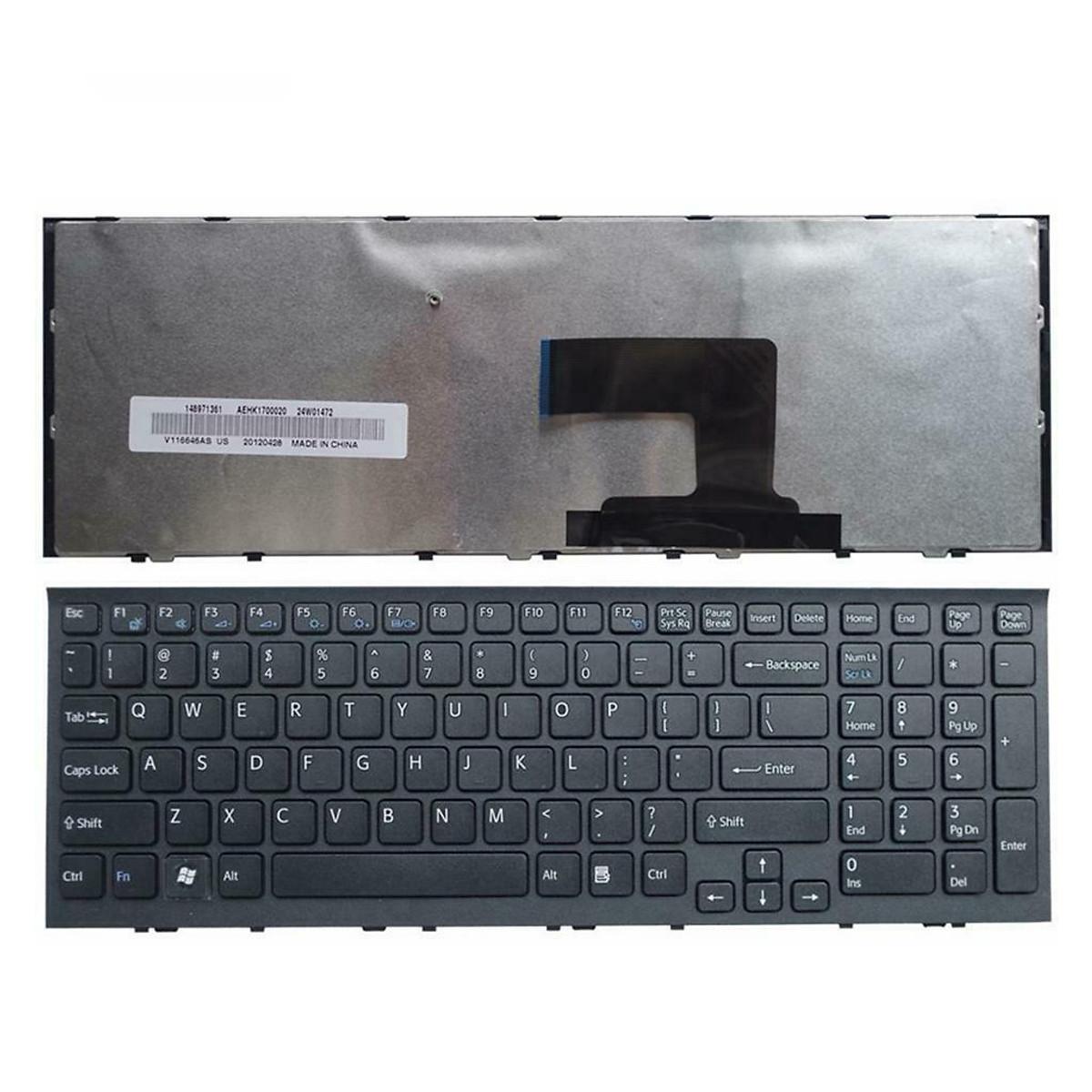 Bàn phím dành cho Laptop Sony VAIO VPC-EH14, VPC-EH25, VPC-EH35