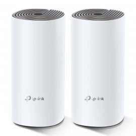 Bộ Phát Wifi Mesh Băng Tần Kép TP-Link Deco E4 AC1200 MU-MIMO (2-pack) – Hàng Chính Hãng