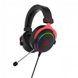 Tai Nghe Gaming Dareu EH925 RGB Black Red (Mẫu Mới 2020) – Hàng Chính Hãng