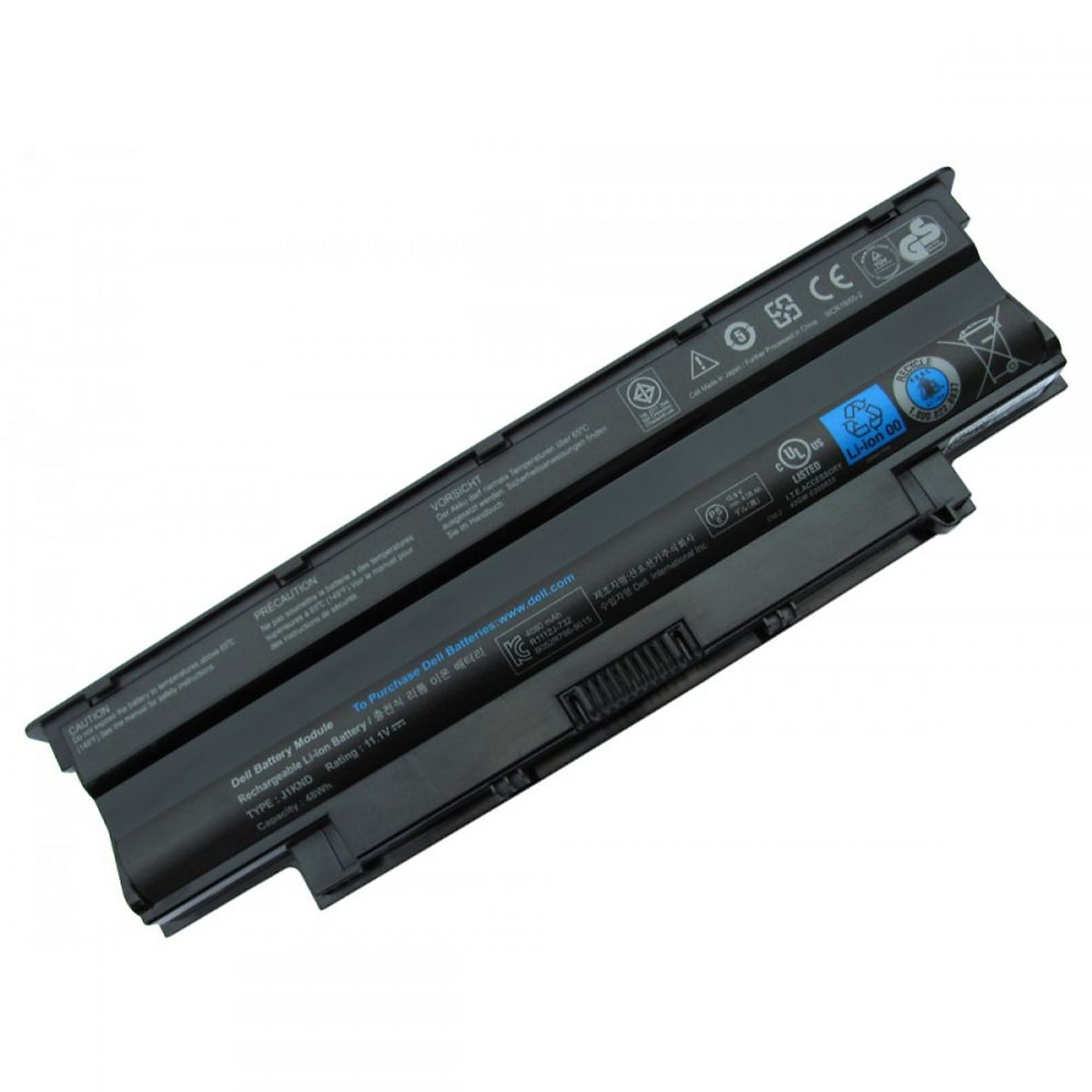 Pin thay thế dành cho Laptop Dell Inspiron 3520
