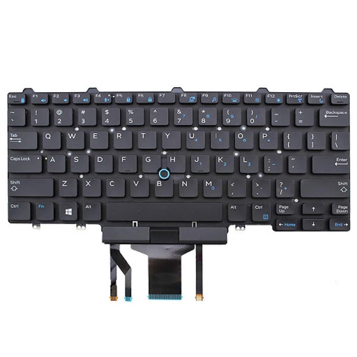 Bàn phím dành cho Laptop Dell Latitude E5470