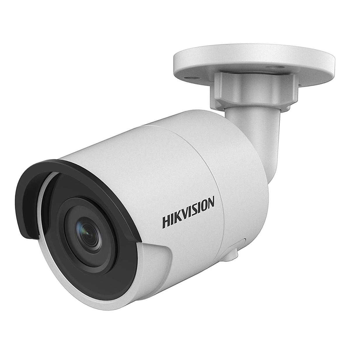 Camera Quan Sát IP Hồng Ngoại 8.0 Megapixel Hikvision DS-2CD2083G0-I Phân giải 4K – Hàng Chính Hãng
