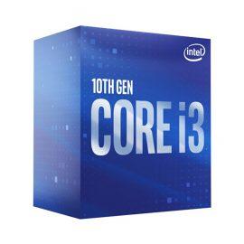 Bộ vi xử lý CPU Intel i3 – 10100 ( 3.6GHz Turbo up to 4.3GHz , 4 Core , 8 Threads , 6MB Cache , 65W ) – Hàng Chính Hãng