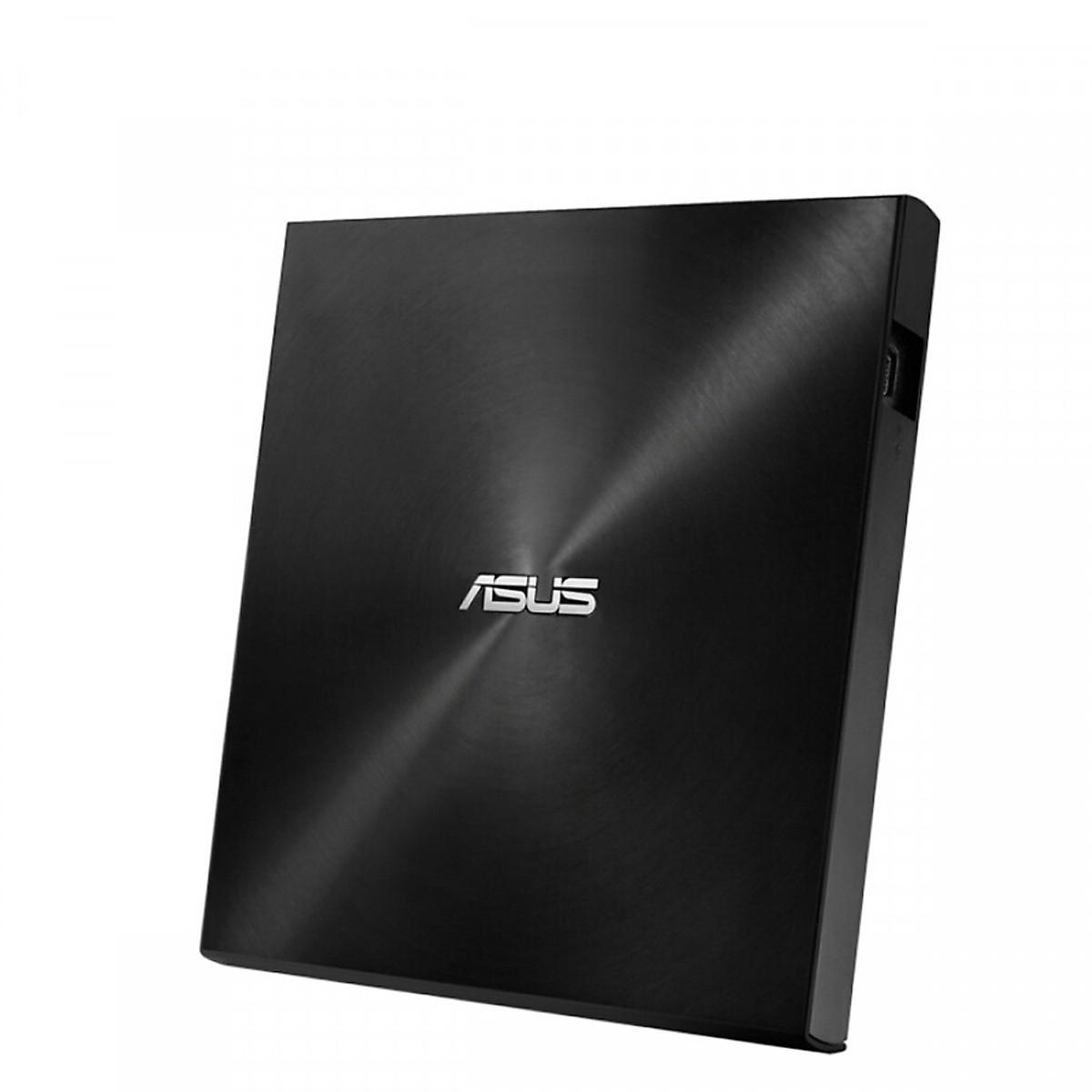 Ổ Đĩa Quang DVD Gắn Ngoài ASUS 8x USB 2.0 – Hàng Chính Hãng