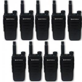 Bộ 9 Bộ Đàm Motorola CP318 – Hàng chính hãng