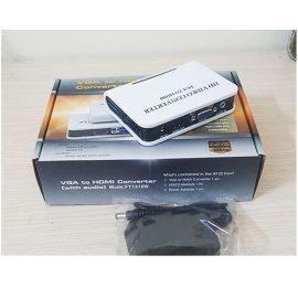 Box chuyển VGA -> HDMI (FY1316W)- Hàng nhập khẩu