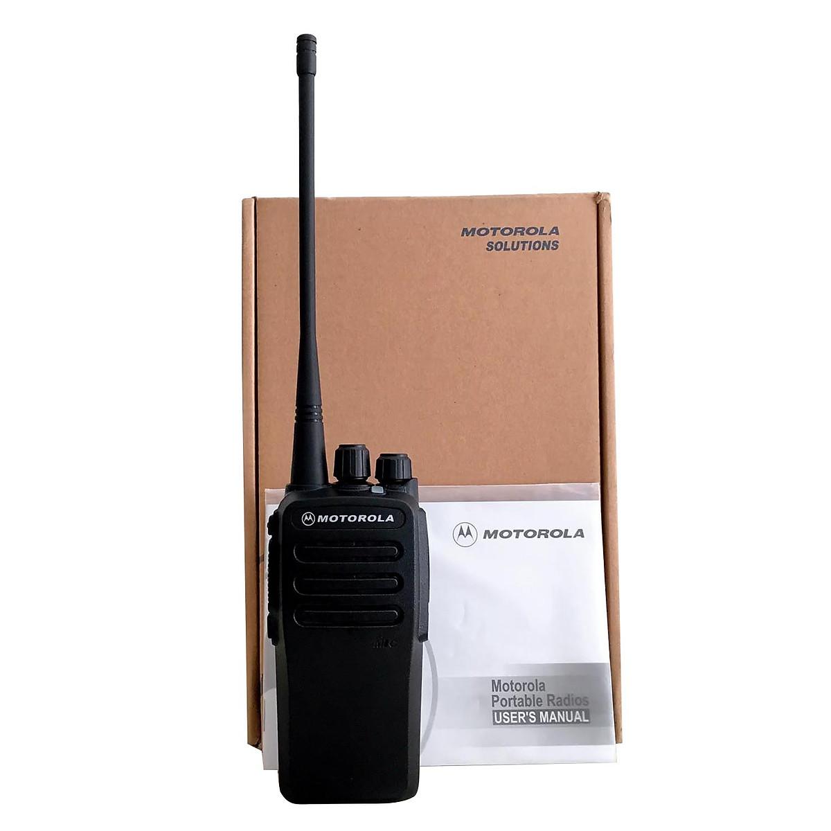 Bộ đàm Motorola GP 3588 Plus(Đen) – Công suất lớn 12W – Hàng nhập khẩu