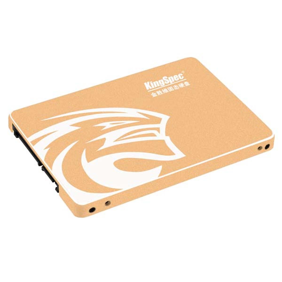Ổ Cứng SSD Kingspec P3-128 128Gb SATA3 – Hàng Chính Hãng