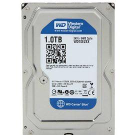 Ổ Cứng HDD WD Blue™ 1TB/64MB/7200rpm/3.5 – WD10EZEX – Hàng chính hãng