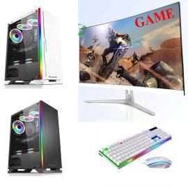 Bộ máy tính để bàn chơi GAME VietTech (Sản phẩm trọn bộ )- Hàng nhập khẩu