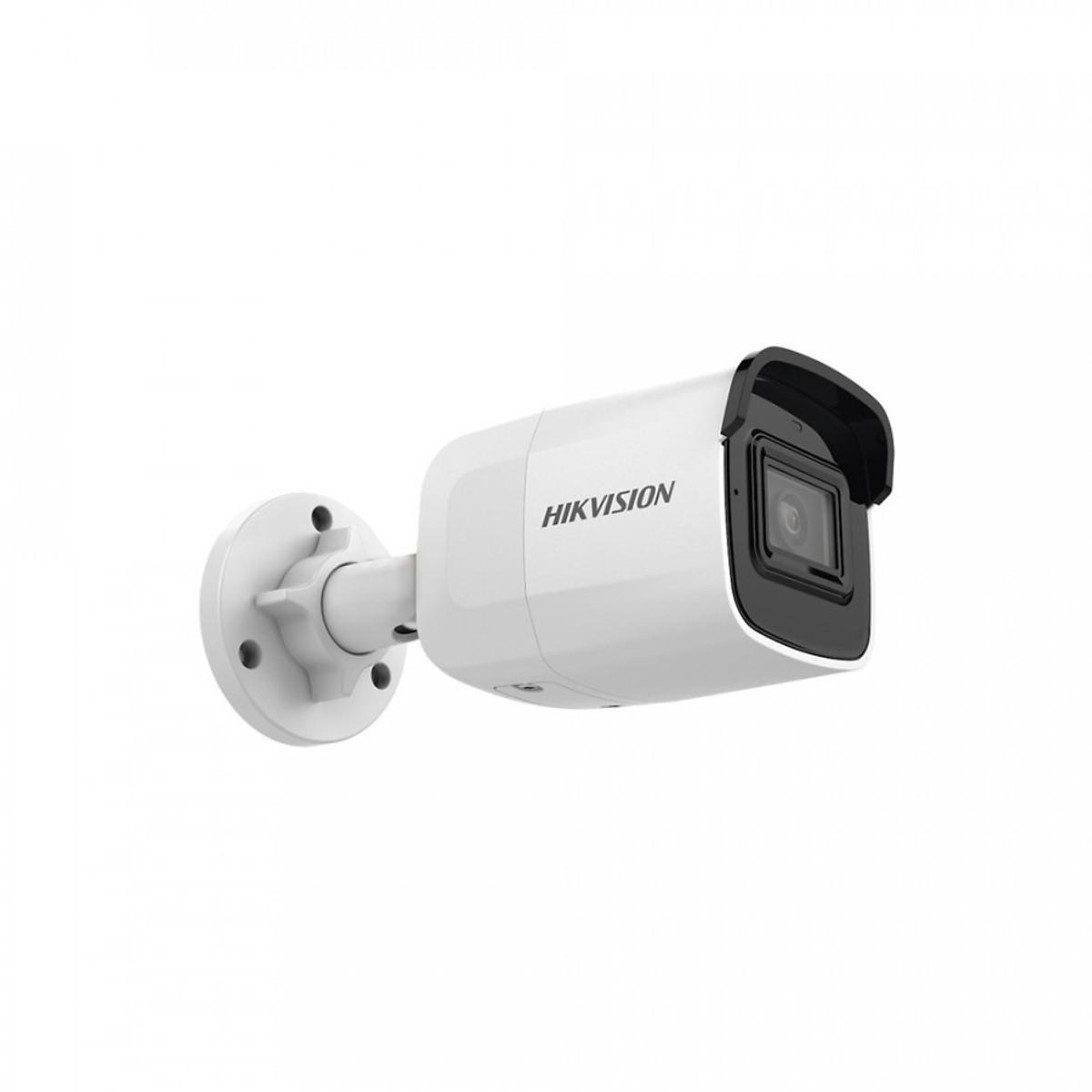 Camera Giám Sát An Ninh IP Wifi Không Dây Hồng Ngoại Nhìn Đêm – Hikvision DS-2CD2021G1-IW – Hàng chính hãng