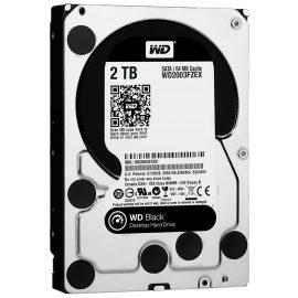 Ổ Cứng HDD WD Black 2TB/64MB/7200rpm/3.5 – WD2003FZEX – Hàng chính hãng