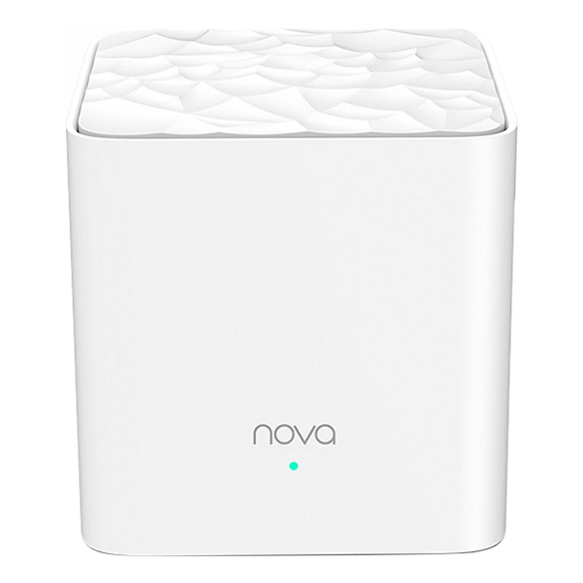 Bộ Phát Wifi Dạng Lưới Mesh Tenda Nova MW3 (1 cái) – Hàng Chính Hãng
