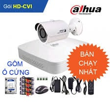 Trọn Gói 1 Camera Analog Dahua 1Mp (720P)