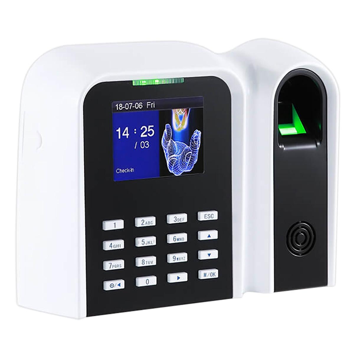 Máy chấm công vân tay và thẻ RONALD JACK T9 PLUS – Hàng nhập khẩu