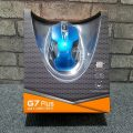 Chuột Dây Quang Gaming NEWMEN G7 Plus (Xanh) Cao cấp – Hàng Chính Hãng