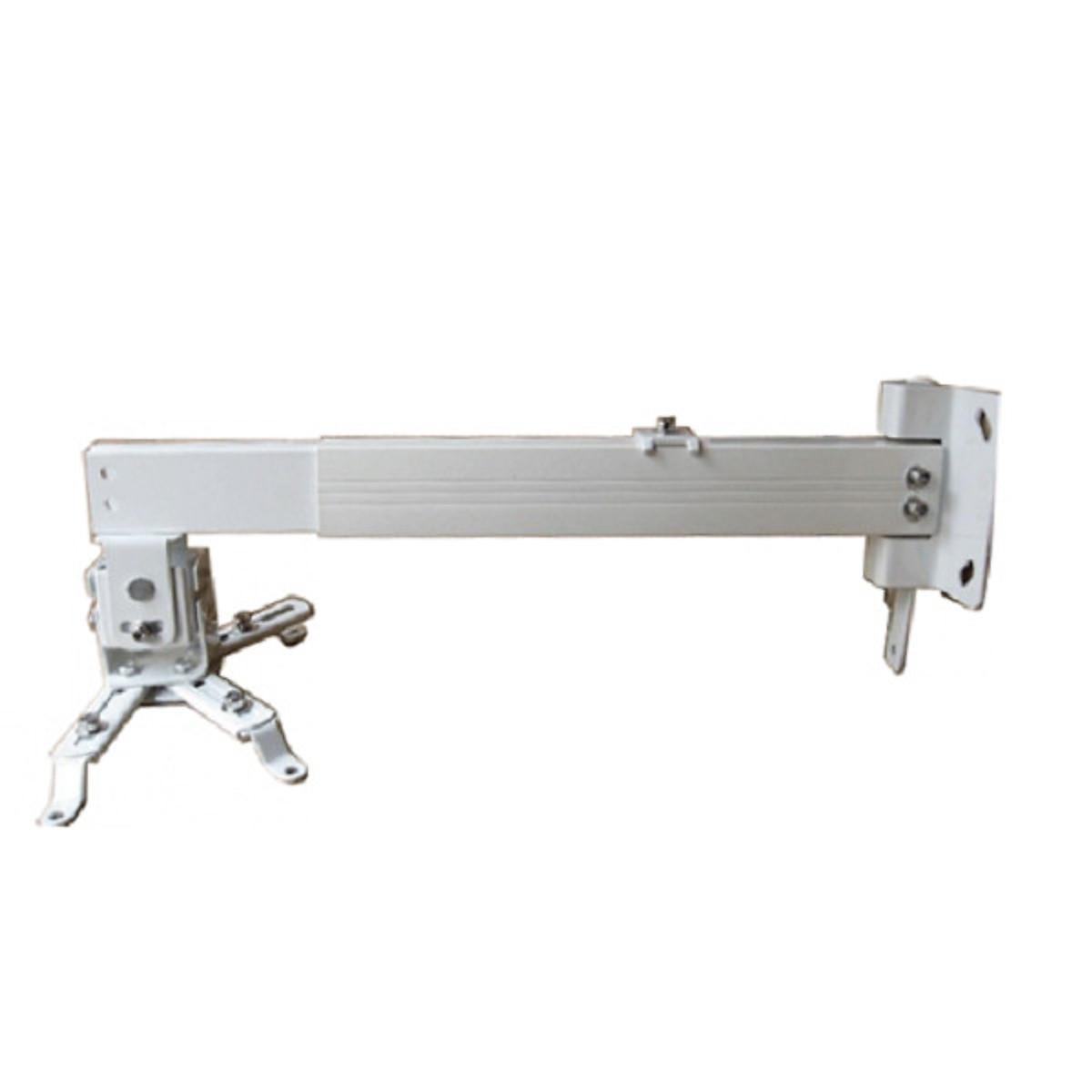 Khung treo máy chiếu ngang tường 120cm ( thân vuông)