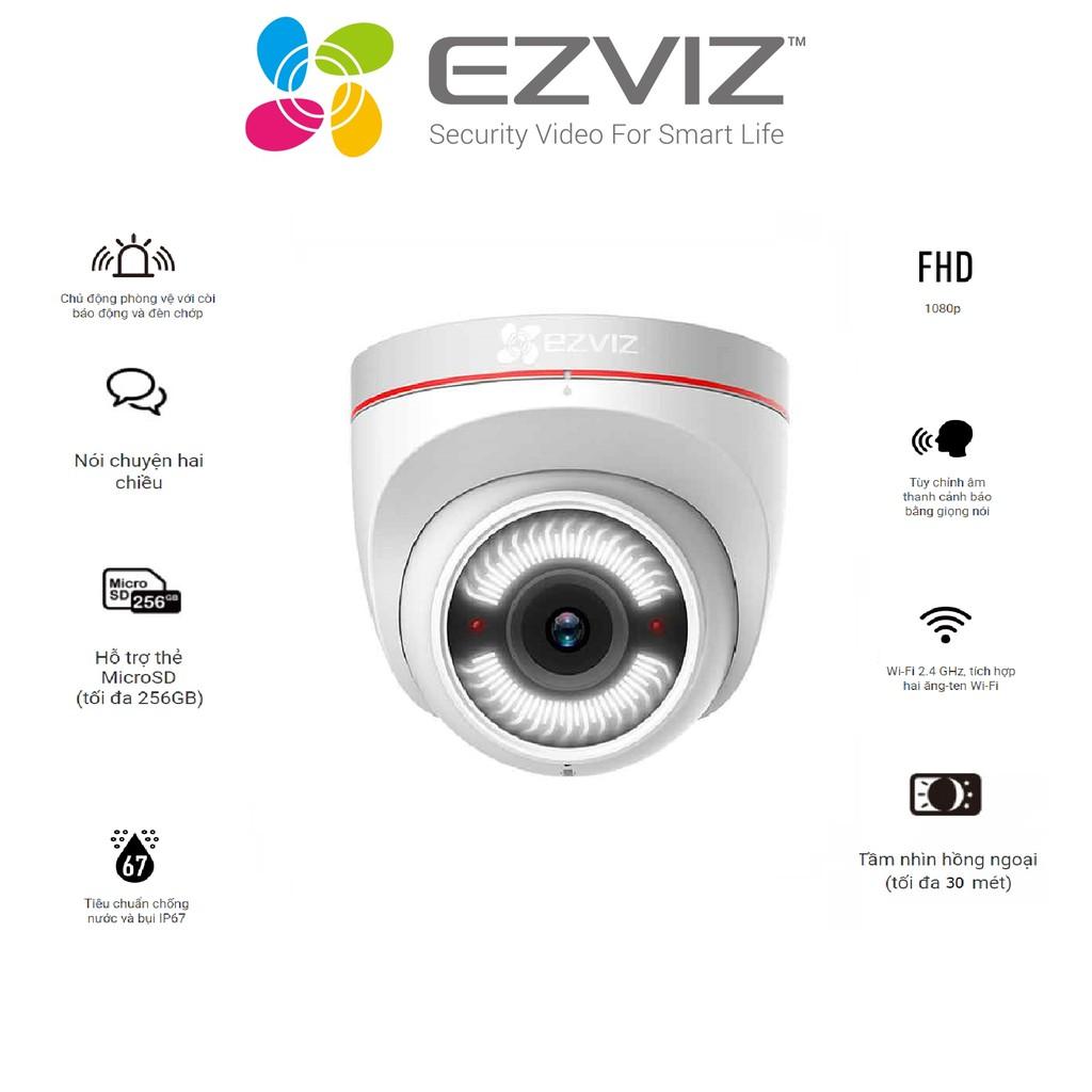 Camera Wifi gắn ngoài trời EZVIZ CS-CV228 (C4W) – Hàng chính hãng