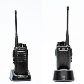 Combo 2 bộ đàm liên lạc Hypersia A1 chính hãng có chứng nhận Cục Đo Lường Chất Lượng và Cục Tần Số Việt Nam.