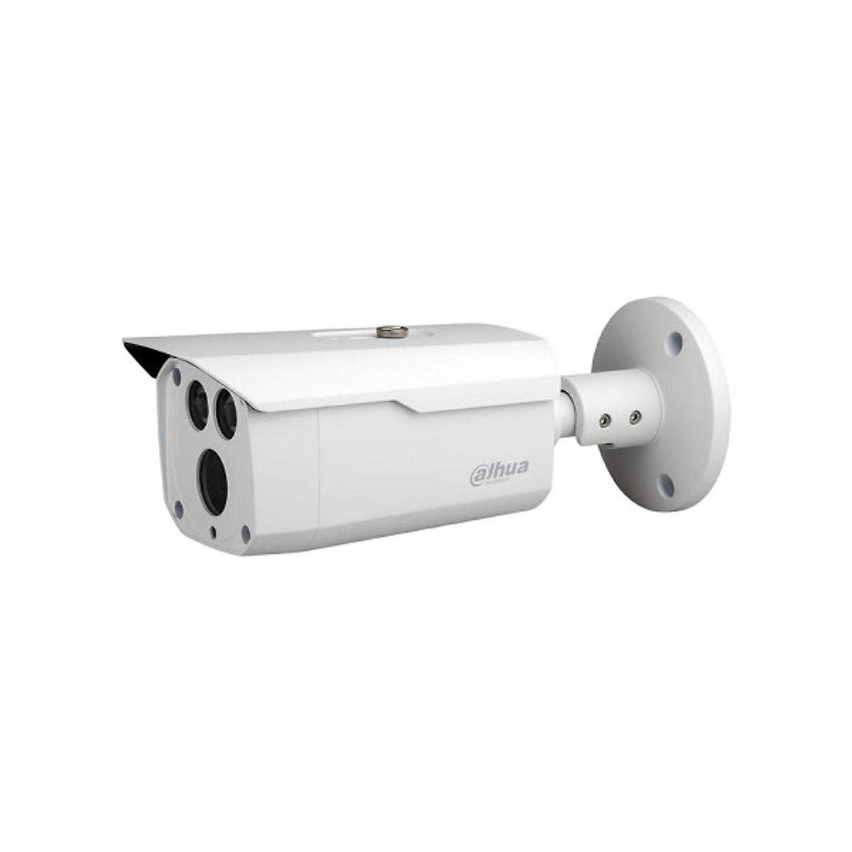 Camera HD-CVI thân trụ 4.0 Mega Pixel hồng ngoại 80m ngoài trời Dahua HAC-HFW1400DP – Hàng nhập khẩu