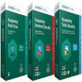 Phần mềm Kaspersky Anti Virus cho 3 máy tính (KAV 3U) Chính hãng