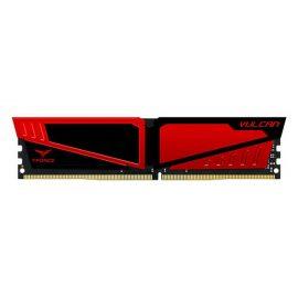 Ram TeamGroup Vulcan 8GB RED DDR4-2400MHz-Hàng Chính Hãng