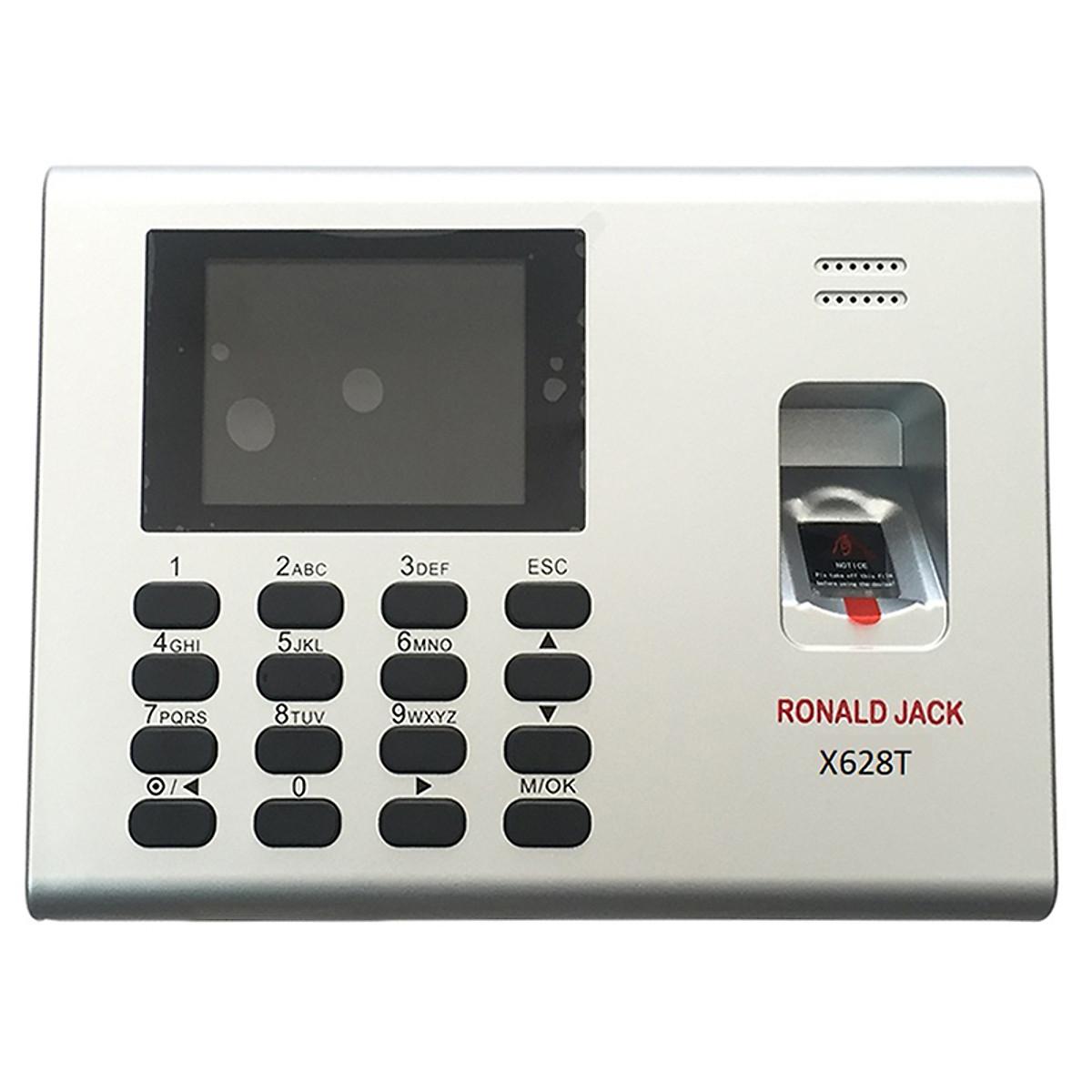 Máy Chấm Công Ronald Jack X628T – Hàng Nhập Khẩu
