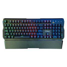 Bàn Phím Gaming Có Dây Fuhlen D Destroyer Mechanical Blue Switch (Black) – Hàng chính hãng