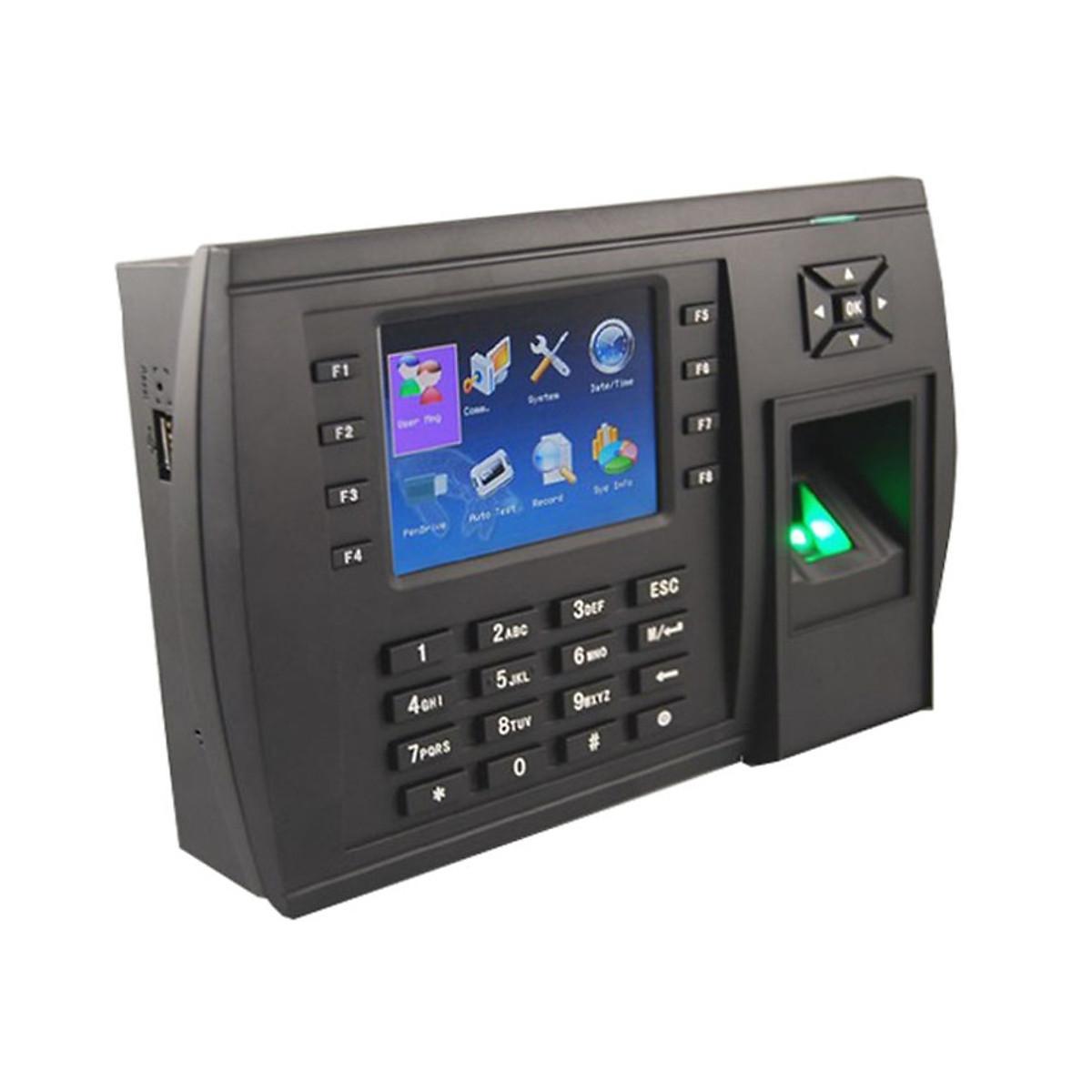 Máy chấm công vân tay và thẻ MITA 8683 – hàng chính hãngmita
