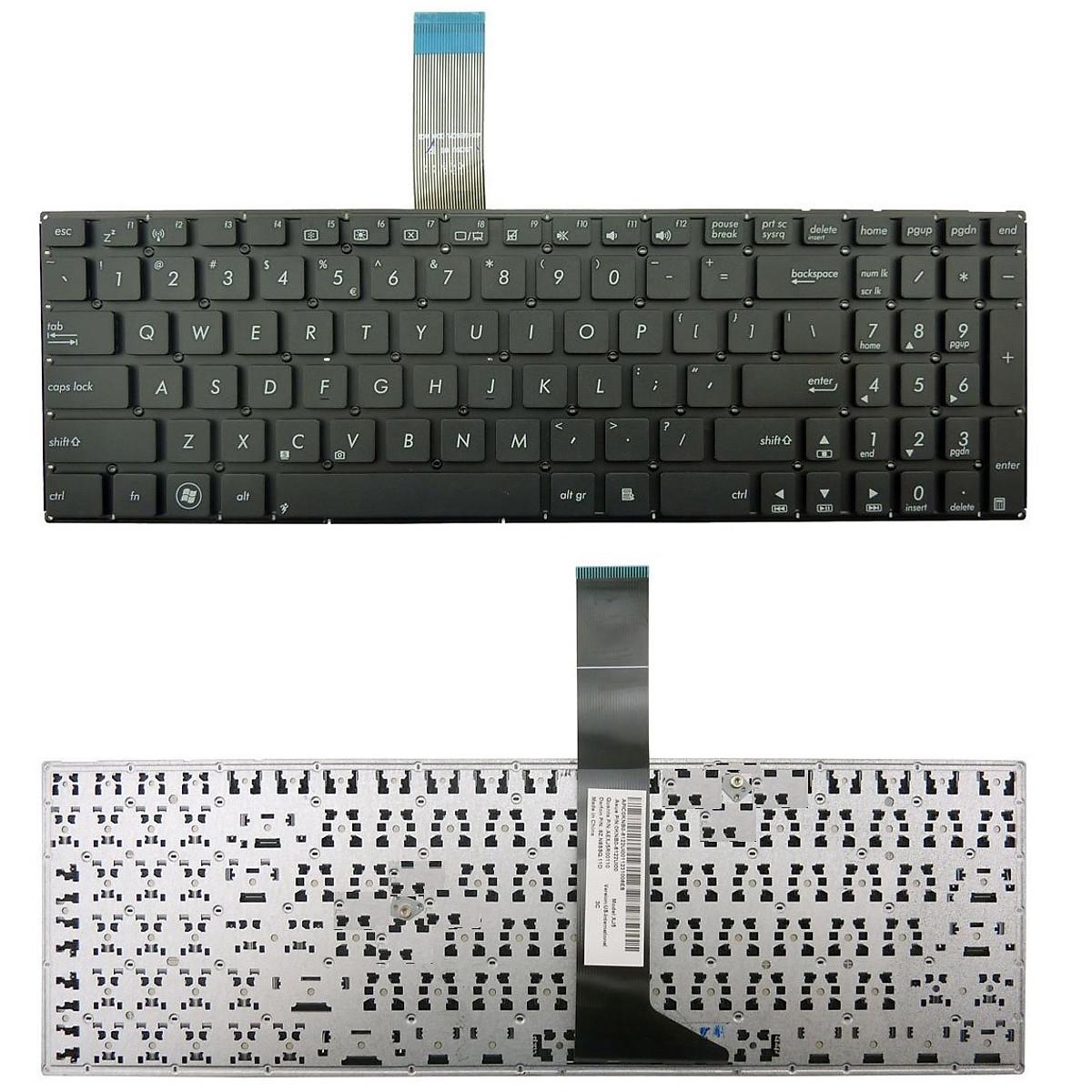 Bàn phím dành cho Laptop Asus K56, K56C, K56CA, K56CB, K56CM
