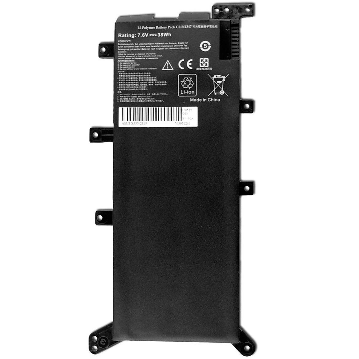 Pin thay thế cho Laptop Asus K555LA