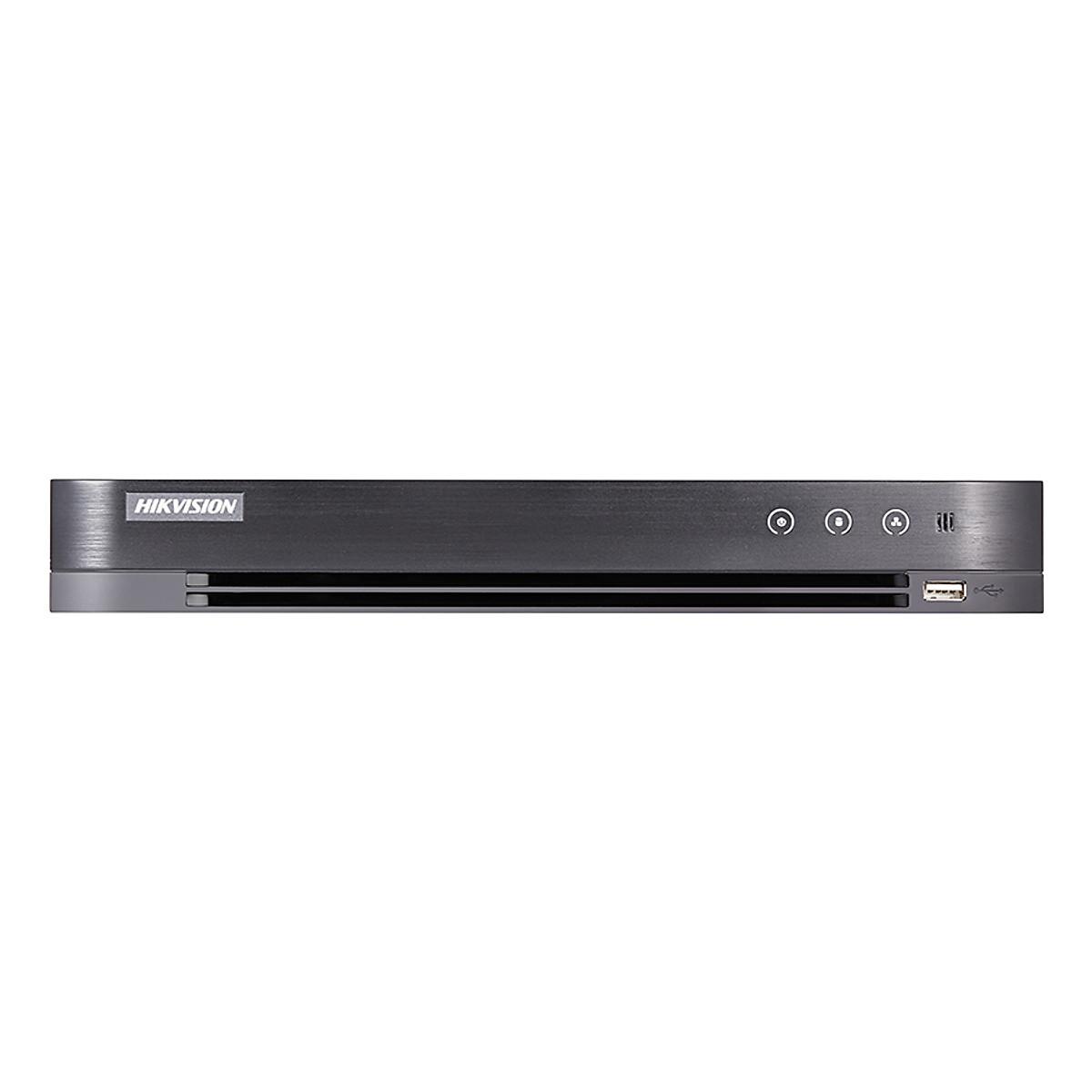 Đầu Ghi Hình Hikvision 8 Kênh HD-TVI 2.0 Mega Pixel/3.0 Mega Pixel DS-7208HQHI-K2 – Hàng Nhập Khẩu