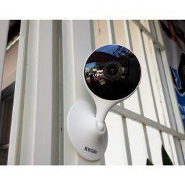 Camera IP wifi KBVISION trong nhà – góc nhìn siêu rộng – nghe nói 2 chiều KBONE H21W – Hàng chính hãng