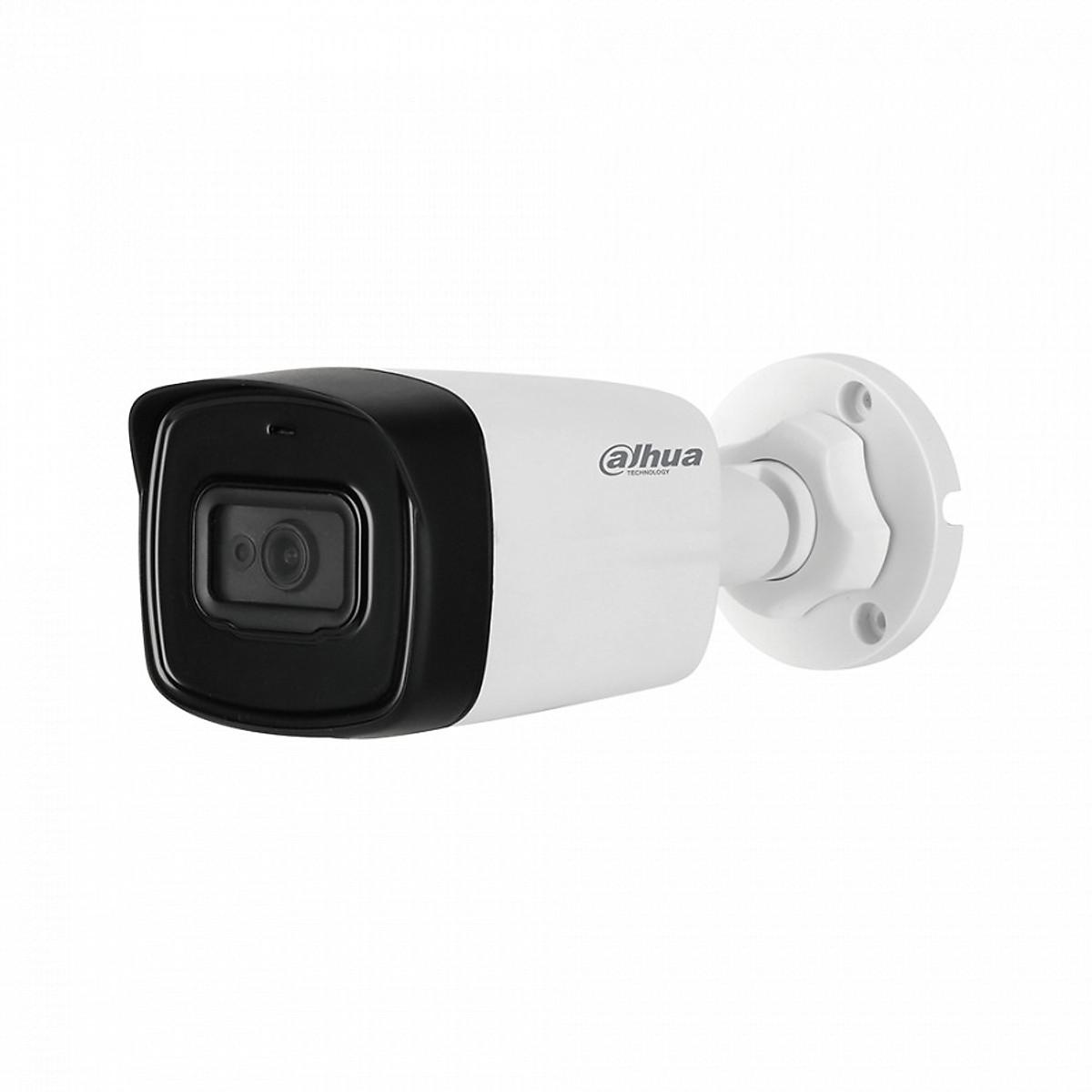 Camera HD-CVI 2.0 Mega Pixel hồng ngoại 40m ngoài trời Dahua HAC-HFW1200TLP-S4 – Hàng nhập khẩu