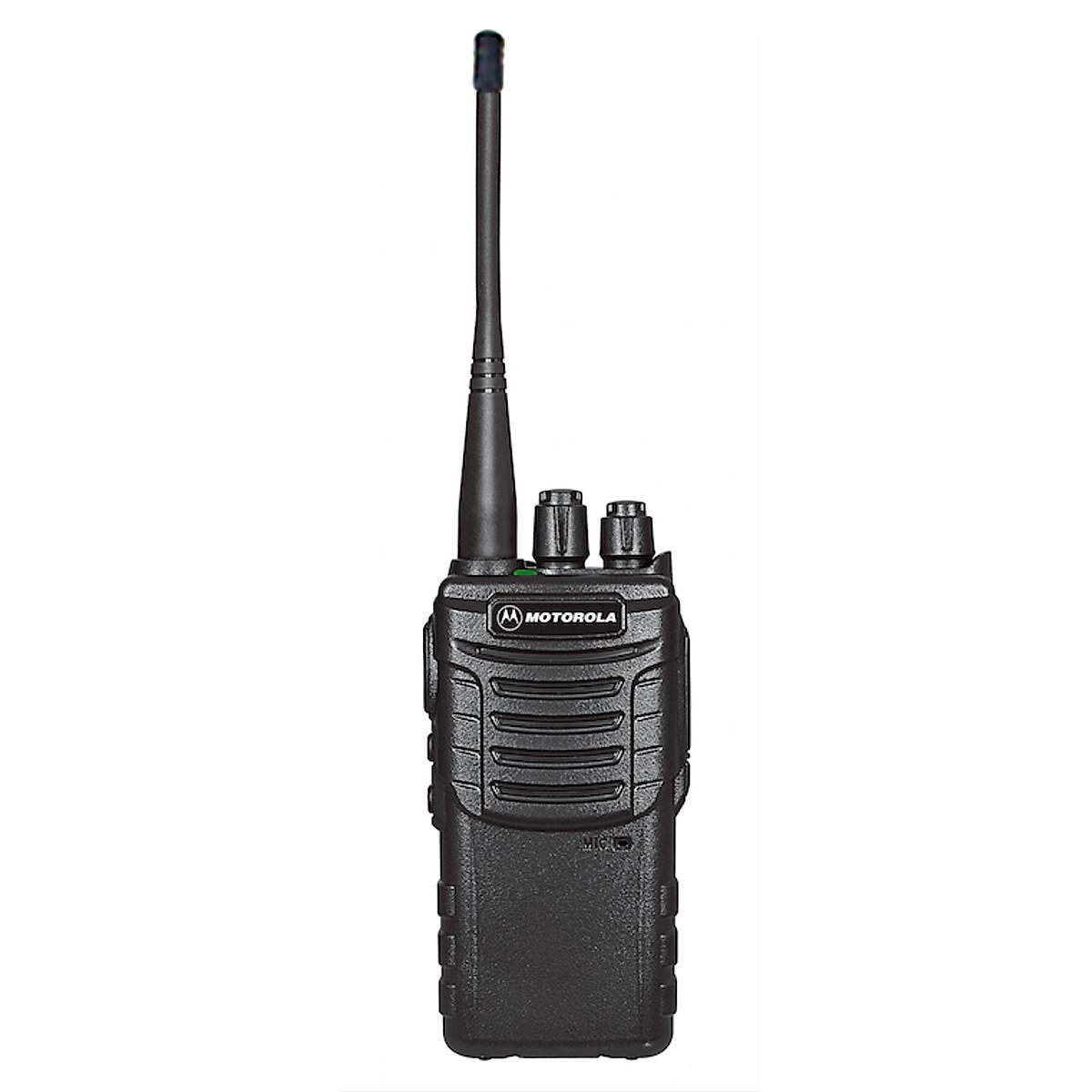 Bộ đàm Motorola GP 728 (Đen) – Hàng Chính Hãng