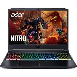 Laptop Acer Nitro 5 AN515-55-5304 NH.Q7NSV.002 (Core i5-10300H/ 8GB DDR4 2933MHz/ 512GB SSD M.2 NVMe/ GTX 1650Ti 4GB GDDR6/ 15.6 FHD. IPS/ Win10) – Hàng Chính Hãng