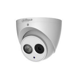 Camera HD-CVI Dome 4.0 Mega Pixel hồng ngoại 50m trong nhà Dahua HAC-HDW1400EMP – Hàng nhập khẩu
