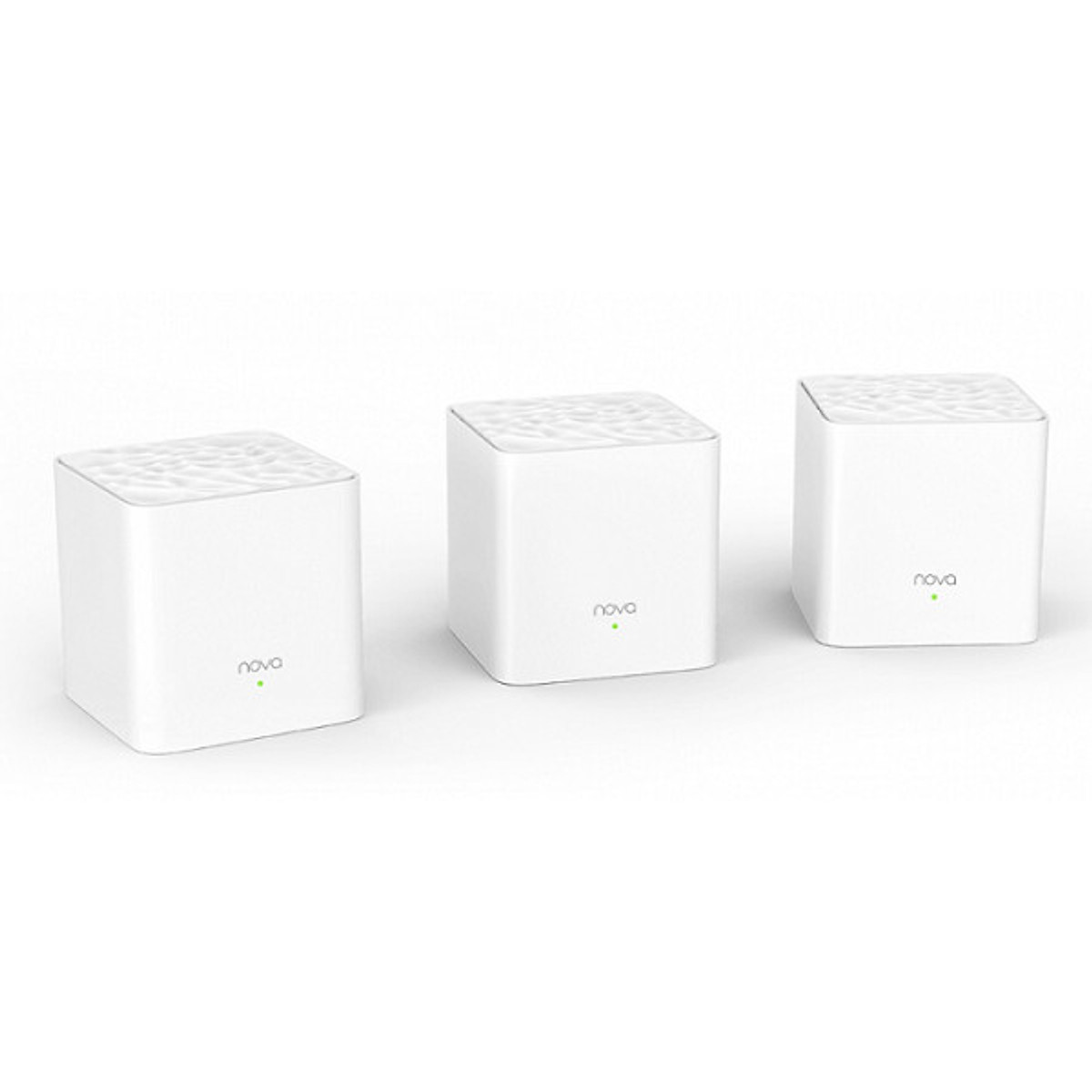 Bộ 3 Cái Phát Wifi Dạng Lưới Mesh Tenda Nova MW3 AC1200 – Hàng Chính Hãng