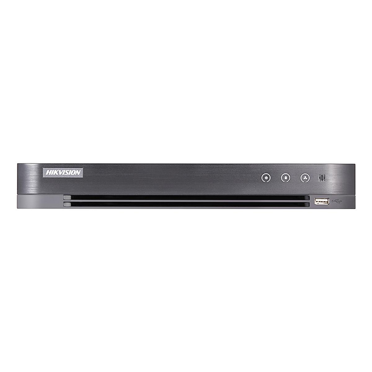 Đầu Ghi Hình Hikvision 4 Kênh HD-TVI 2MP/3MP H265+ Hỗ Trợ POC DS-7204HQHI-K1/P – Hàng Nhập Khẩu