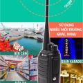 Combo 4 bộ đàm Hypersia A2 2019 radio kỹ thuật số chống nhiễu, pin lâu tầm xa 1-3km hàng chính hãng.