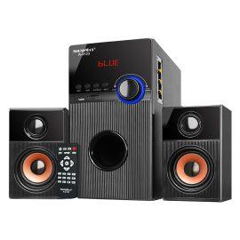 Loa Vi Tính Soundmax A-2123/2.1 Tích Hợp Bluetooth 4.0 (60W) – Hàng Chính Hãng