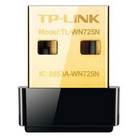 TP – Link TL- WN725N – USB Wifi Nano Chuẩn N Tốc Độ 150Mbps – Hàng Chính Hãng
