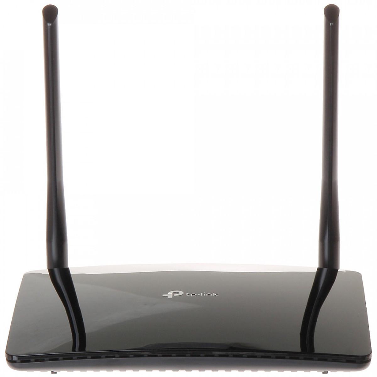 Bộ Phát Wifi Router 4G LTE 300Mbps TP-Link TL-MR6400 – Hàng Chính Hãng