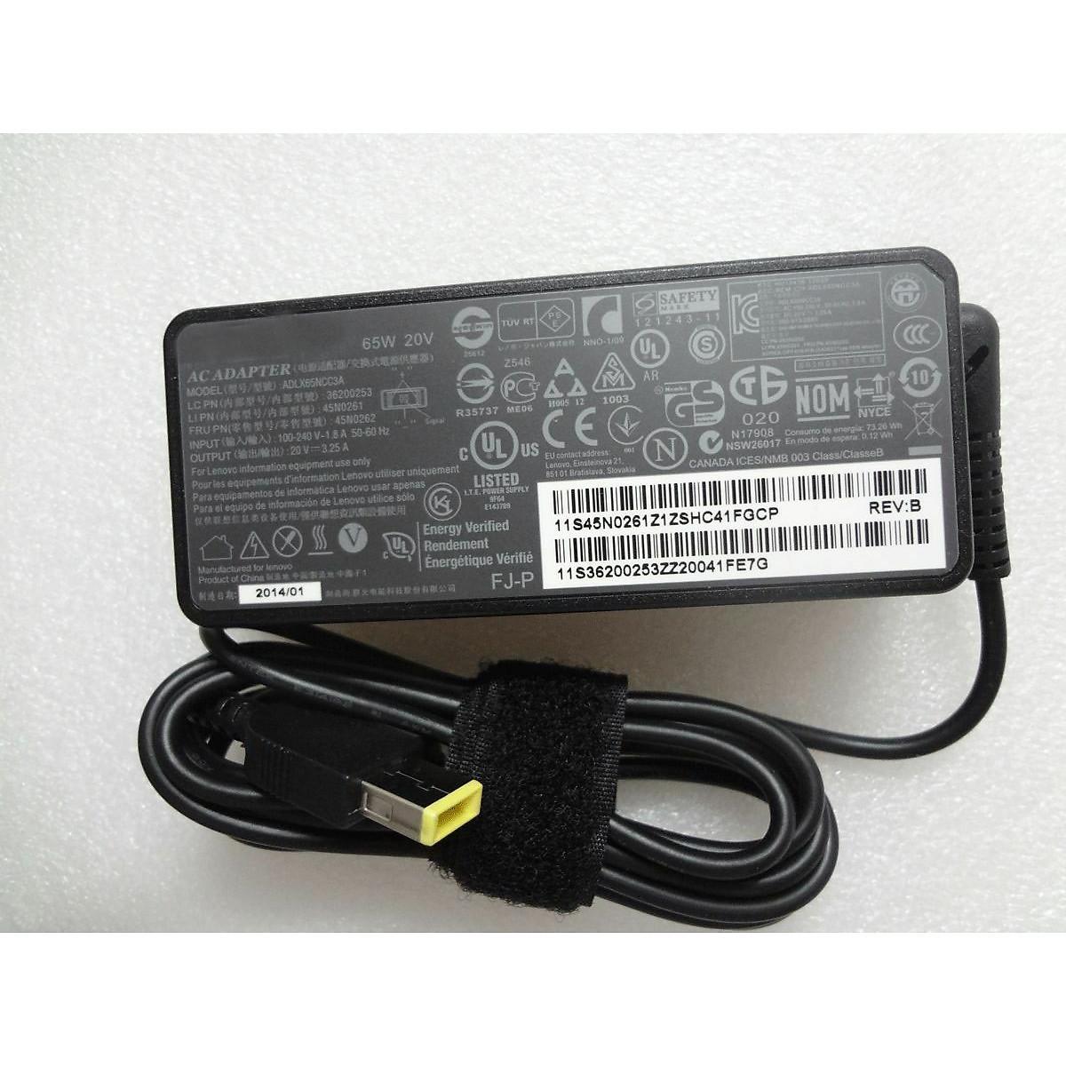 Sạc dành cho Laptop lenovo G410, G410S Adapter