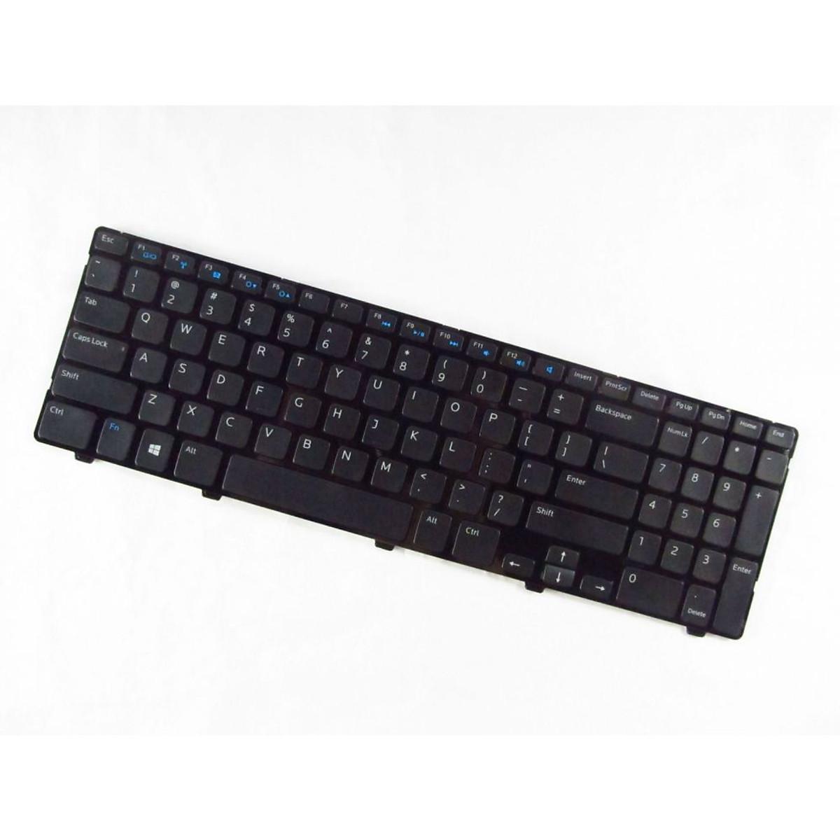 Bàn phím thay thế dành cho laptop Dell Inspiron 15-5521