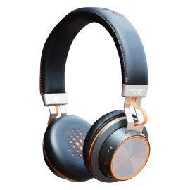 Tai Nghe Bluetooth Chụp Tai Soundmax BT-300 – Hàng Chính Hãng – Xám